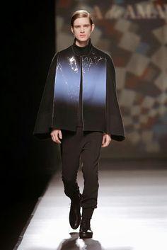 #Men's wear #Trends Amaya Arzuaga  Fall Winter 2014 2015 #Tendencias #Moda Hombre