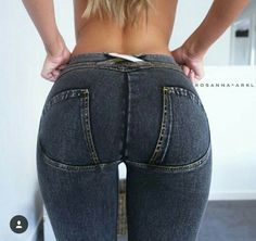 How u get in dos jeans