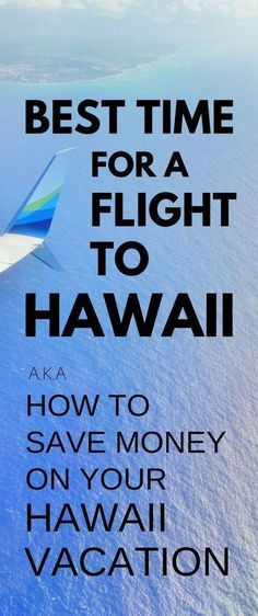 travel destinations hawaii Best time for flight to visit Hawaii How to find cheap flights. How to save money on Hawaii vacation. Hawaii on a budget. Ideas travel destinations itinerary planning tips. Vacation Ideas, Hawaii Vacation Tips, Best Island Vacation, Honeymoon Vacations, Hawaii Honeymoon, Hawaii Travel, Vacation Destinations, Beach Travel, Wedding Destinations