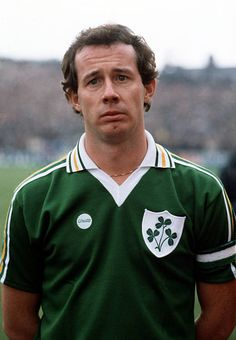 Liam Brady Republic Of Ireland Football Pictures and Photos Football Icon, Best Football Players, Retro Football, Arsenal Football, World Football, Vintage Football, Sport Football, Soccer Players, Football Kits