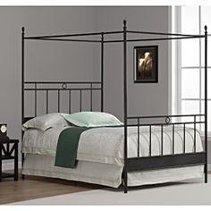 Cara Full Metal Canopy Bed $209.99