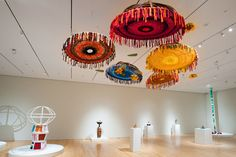 The Philadelphia Museum Of Art Opens <em>Shelley Spector: Keep the Home Fires Burning</em>, An Exhibition Of Sculptures Made Entirely Of Recycled Materials, March 7-September 27
