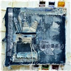 Hello Everyone PaperArtsy Everything Art stamps have been a bit of a revelation for me.  Like many of you, of course I was drawn to them but never imagined I would ink them up as often as I have be…