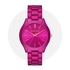 Michael Kors Slim Runway Pink Mk4414 Michael Kors Watch, Shop Now, Runway, Slim, Watches, Pink, Accessories, Fashion, Cat Walk