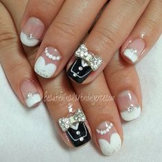 Singapore home based nail art manicure salon studio. Singapore home based nail art manicure salon studio. New Nail Designs, Short Nail Designs, Bridal Nails, Wedding Nails, New Years Eve Nails, Burgundy Hair, Beautiful Nail Art, Nail Manicure, Red Nails
