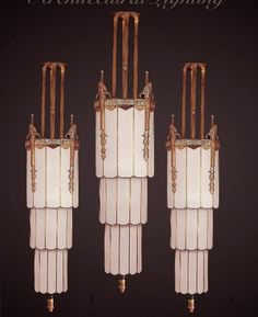 art deco theater lantern chandelier art deco box office loew