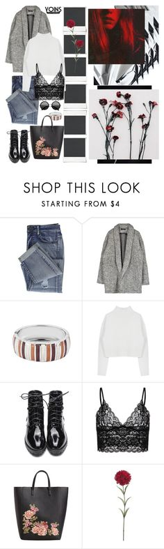 """""real progress"" YoIns"" by mariettamyan ❤ liked on Polyvore featuring Polaroid, Dion Lee, MANGO, yoins, yoinscollection and loveyoins"