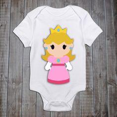 Princess P Bodysuit or Shirt