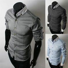 Men Fashion | Shirts Men's Dress Shirts