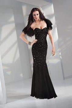 690f53905b Alyce Paris Sparkling Mermaid Prom Dress 6700 by Alyce Designs