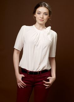 Sarah Bolger – 2011 TIFF Portraits for The Moth Diaries