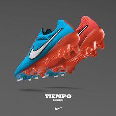 Nike Tiempo Legend V FG (Neo Turquoise/White/Hyper Crimson)