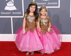 Sophia Grace and Rosie know how to break it down... so cute!