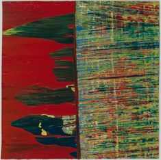Gerhard Richter - Miniaturen - 1996 8 cm x 8 cm Catalogue Raisonné: 838-13 Oil on canvas