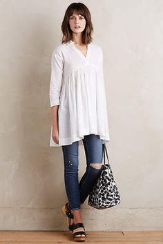 January Tops #anthrofave