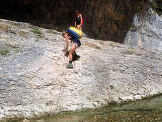 CRÓNICAS   MONTAÑERAS: Cañón del río Vero