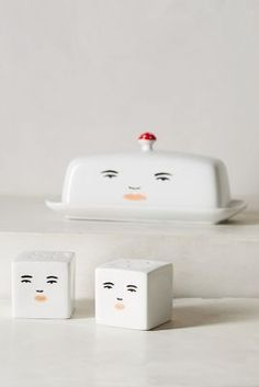Portraiture Serveware