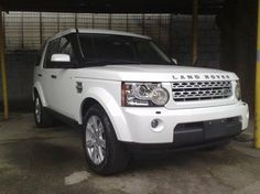 Brand New For Sale 2012 Land Rover LR4 HSE V8 4x4 A/T