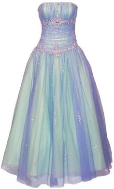Just bought this beautiful dress for my niece. She is sure to be the Cinderella of the prom!    #dress #prom