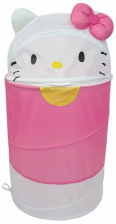 Pink Plastic Laundry Basket Pinlightaccents On Hampers  Pinterest  Clothing Storage