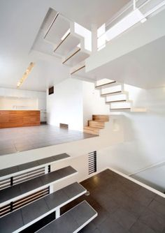 """Escher"" House in Senri by Shogo Iwata"