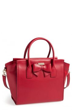 Kate Spade New York Hanover Street Charee Leather Satchel | Messenger, Luggage and Bag