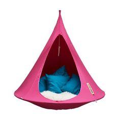 Cacoon Single Chair Hammock Color: Fuchsia