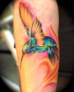 ngbird Tattoo Ideas And Design, can just read this full article we had created for you. So checkout Inspirational Hummingbird Tattoo Ideas And Design Fo Half Sleeve Tattoos Lower Arm, Half Sleeve Tattoos Drawings, Half Sleeve Tattoos Designs, Hummingbird Colors, Watercolor Hummingbird, Hummingbird Tattoo, Watercolor Tattoo, Sunflower Tattoo Sleeve, Flower Tattoo Arm