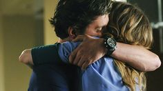 Grey's Anatomy Hug.