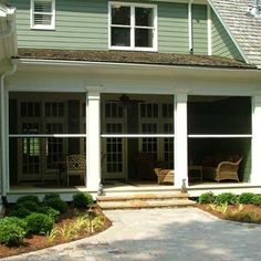 photo gallery showcasing inuse of mirage retractable screen systems for windows doors garages and many other commercial and residential
