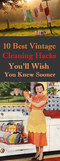 #vintagehousekeeping #cleaninghacks