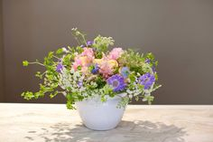 Christian Tortu created this recently for a class on Giverny given at Flower School New York. Love his work.