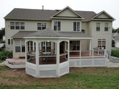 Porch Gazebo, Screened Gazebo, Pergola Designs, Outdoor Living, Backyard Decks, Shed, New Homes, Outdoor Structures, Hot Tubs