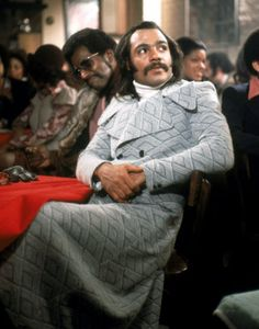 A better look at the priest from Superfly. Ok, I may have lied when I said that he is a priest, but I would love for Laurence to get that coat. Black Actors, Black Celebrities, Movie Titles, We Movie, Movie Pic, Carl Lee, African American Movies, American Art, Mocha