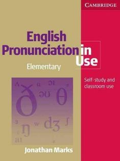 English Pronunciation in Use: Elementary