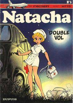 Natacha #5 - Double vol (Issue)