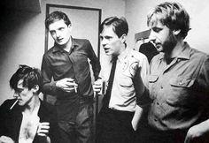 """JOY DIVISION: """"Unknow Pleasures"""" (Factory Rec., 1979)"""