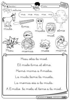 procesos de la lectura y escritura en preescolar