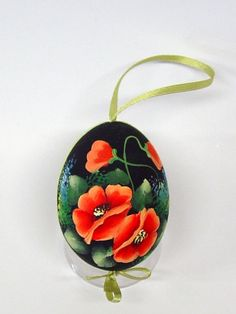 Hand Painted Easter Eggs ~ by Margaret Jakab