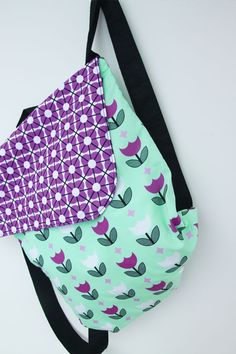 Geometric Bliss Fabric Collection Bag