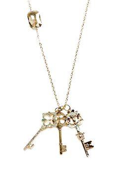 3-key necklace ♥