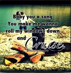 You have to admit that when you hear this opening line, all you wanna do is song along (: