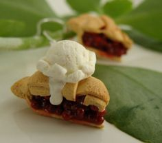 Too much - cherry pie!
