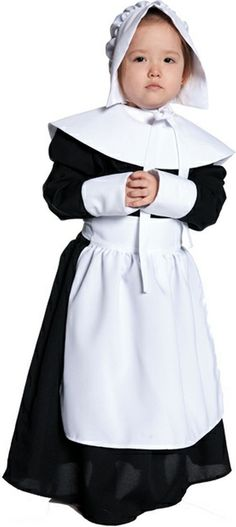 Pilgrimgirl pilgrim girl my boston massachusetts pinterest pilgrims halloween costumes come in sizes for adults and kids pilgrim costumes are fun to wear for halloween and thanksgiving for those fall school plays solutioingenieria Image collections