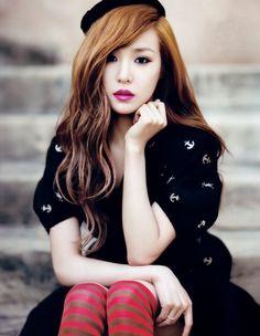 Girls' Generation's Tiffany