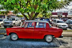 1964 Classic Vintage Toyota Tiara - Omg I would so drive this adorable thing