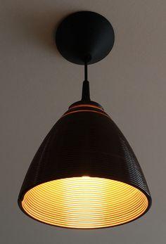 Lampen - Roboprint Ceiling Lights, Lighting, Learning, Design, Home Decor, Bedside Lamp, Floor Lamp Base, Decoration Home, Light Fixtures
