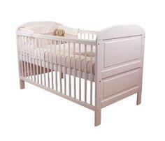 East Coast Angelina Cot Bed #nursery #beautiful