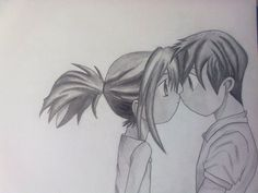 imagenes de amor a lapiz 3