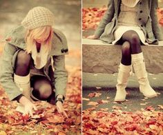 perfect outfit for the fall